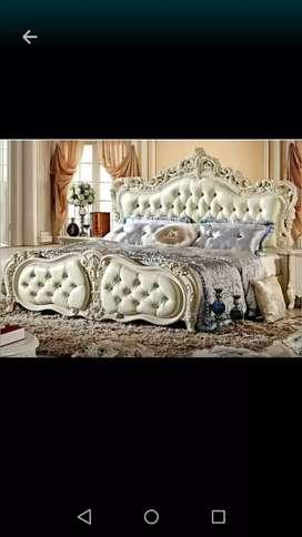 Tempat tidur putra putri raja