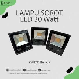 Lampu Sorot 30 Watt