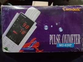 Pulse Oximeter With Printer