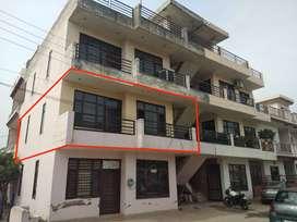 Independent 3BHK Corner Flat, First Floor, 8 Marla 2 Bathroom, Dhakoli