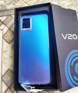 Vivo v20 model available in Pocket saver offer price