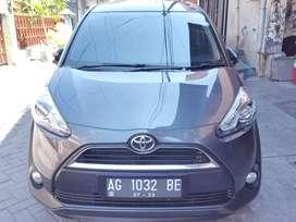 Toyota Sienta 1.5 V Manual / Mt 2018,DP minim#angsuran ringan#toyota