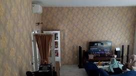 Wallpaper n Gorden Gordyn Mantap Kalii AL Shafeeza Decor Medan Punya