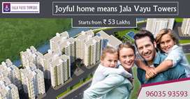 3BHK & 4BHK flats for sale in Jayapura.