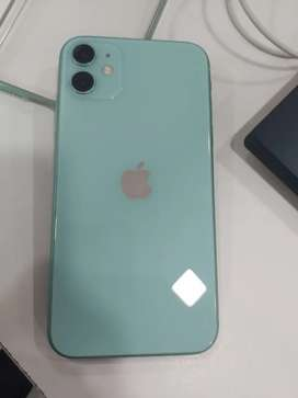 Iphone 11 Brand new condition under warranty and with insurance.