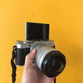 Fujifilm XA-3 HITAM 16-50M [Garansi Resmi]