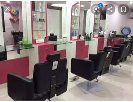 Hair stylish and Beautician