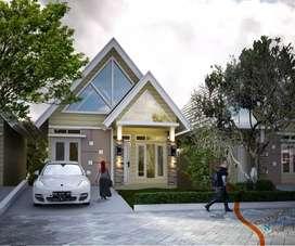 Rumah type 50 dan 40 di jl. Husein Hamzah