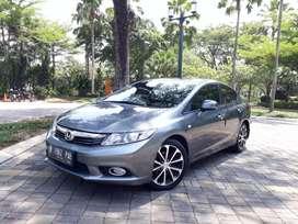 (Tdp 10jt) Honda Civic 1.8 AT 2013 (Istimewa)