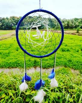 Crafts like decorating items, dream catcher ,candls,drawings & dress