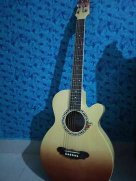 gypsy rose acoustic guitar