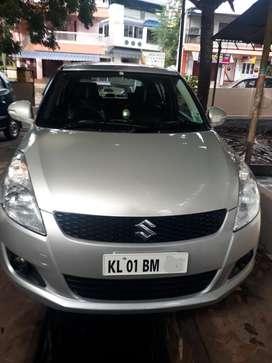 Maruti Suzuki Swift VDi ABS BS-IV, 2013, Diesel