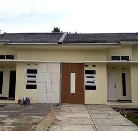 Jual rumah baru di cluster 1 pintu. Kualitas premium harga kompromi!