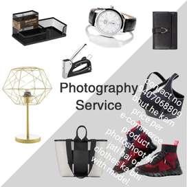 E-commerce product photography photoshoot with editing on white etc.