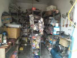 All pare parts dhulai machine air machine punchar kit all tools
