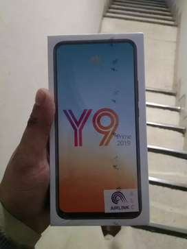 Huawei Y9 for Sale. Sealed box. Total new