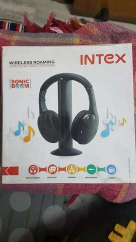Intex Wireless TV headphones