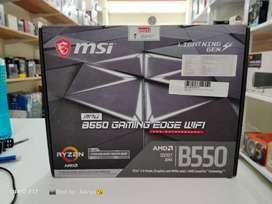 MSI B550 EDGE WIFI AMD
