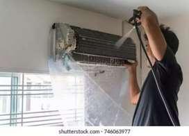 99/- AC servicing