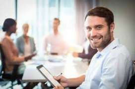 Experience sales managers
