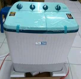 Mesin Cuci Polytron 2 Tub 9 Kg   BAYAR DITEMPAT