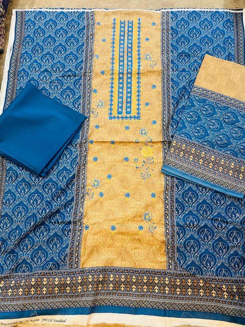 Alkaram embroidery suits 0