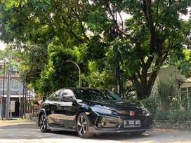Honda Civic Turbo TC CVT ES 2017