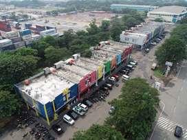 DISEWAKAN - OFFICE / RUKAN di KBN Cakung