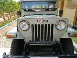 Mahindra Jeep 1983 Diesel Good Condition( 4 wheel  drive)