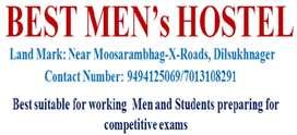 Working Men's Hostel