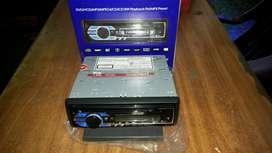 Tape Single Din Dvd Mp3 Usb Mmc Aux Radio
