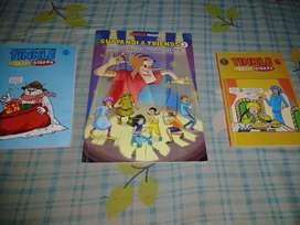 3 tinkle comics at just Rs. 300