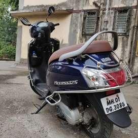 Suzuki access 125cc 5 year insurance Nov 2018