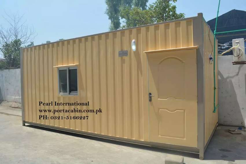 Office container,Porta Cabin,Prefabricated House,Toilet & guard cabins 0