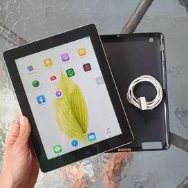 Apple ipad 3 16gb wifi cell terinstall youtube netflix spotify zoom