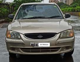 Hyundai Accent GLE, 2006, Petrol
