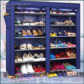 Double Shoe Rack Wardrobe 12 layers, 	Different is beautiful.