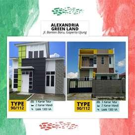 ALEXANDRIA GREEN LAND Jl. Banten Baru – Gaperta Ujung