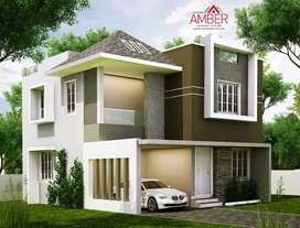3 and 4 semi and full furnished Villas for rent near Kolenchery