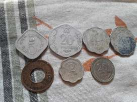 Old coin collection for sale