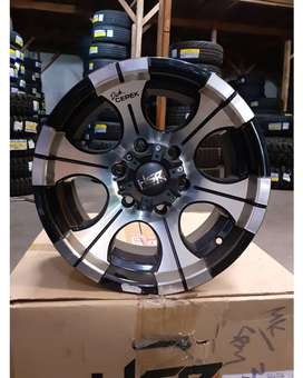 velg mobil panther l200 blazer ring 15 hsr wheel cepek pcd 6x139,7