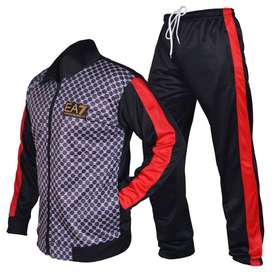 Sports Track Suit  with Sublimation design