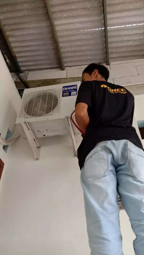 Jasa servis kami tawarkan segala kerusakan alat pendingin AC anda 0