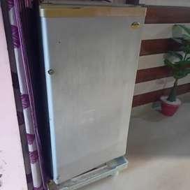 Goodrej refrigerator with good compressor