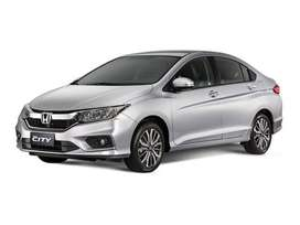 buy new honda city low downpayment