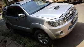 Toyota Fortuner 2011 Diesel 76000 Km