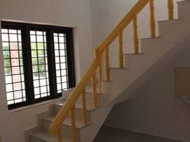 2BedRoom New House portion for RENT, Ayyanthole Ground, Thrissur 7000/