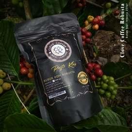 Clove' Coffee Bubuk Kopi Robusta Liwa Lampung Barat 100% Kopi Asli