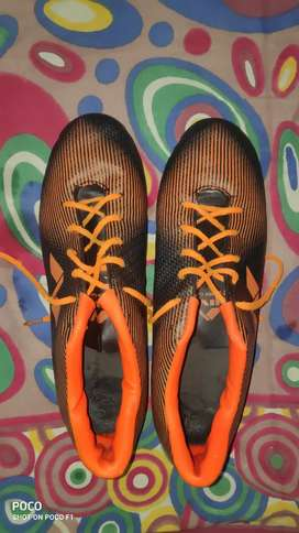 Nivia football shoes totally unused product