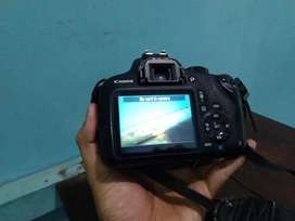Canon 1200D Second